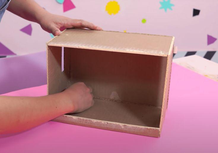 Como resanar carton para disimularlo en tus manualidades de cartón Ideas Fáciles, Room, Design, Crafts To Make, Rope Knots, Bedroom, Rooms, Rum