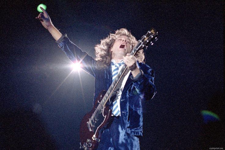 AC/DC – Stockholm 1988
