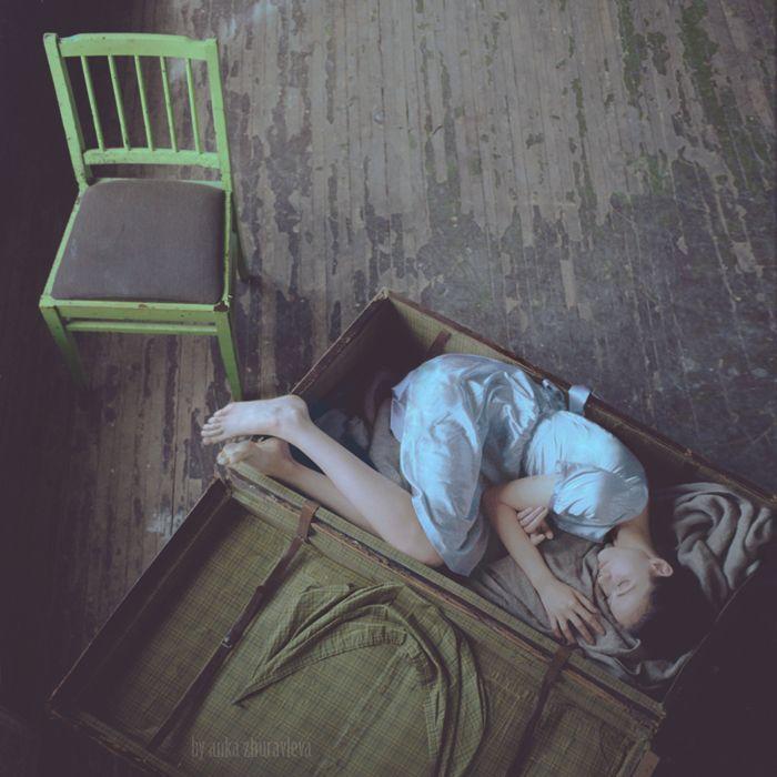 blue & white - Anka Zhuravleva arts