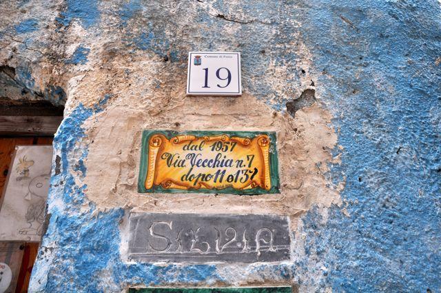Sylvia's door number?
