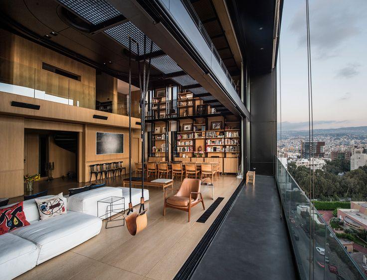 Bernard Khoury Nbk Residence Beirut
