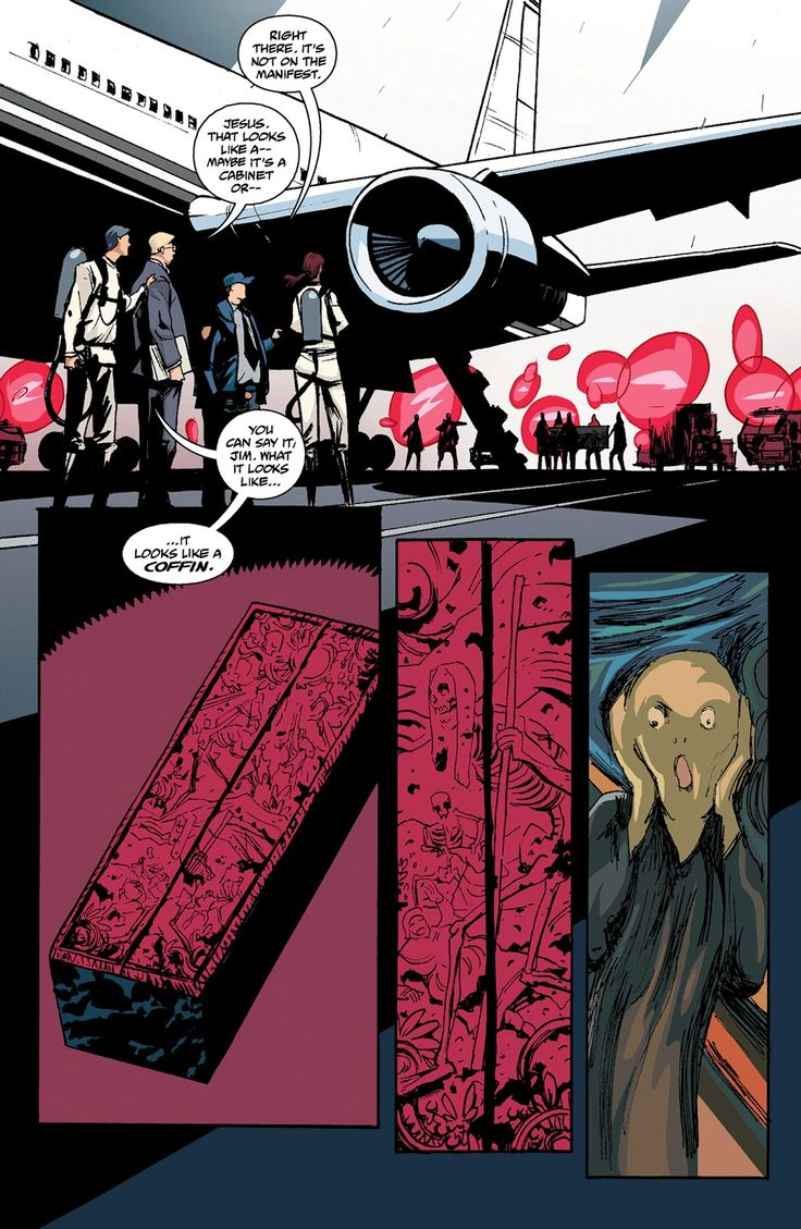 The Strain Issue #1 - Read The Strain Issue #1 comic online in high quality