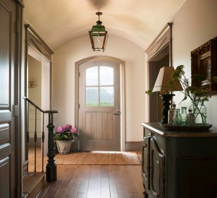 French Farmhouse Foyer : Best country home magazine ideas on pinterest lounge
