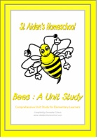 Bees Unit Study & Activity Book - St Aiden's Homeschool | Animals & Insects | Themes, Seasonal & Holidays | CurrClick 224 pages of FUN