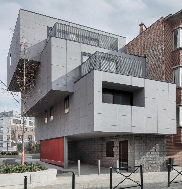 EQUITONE facade panels