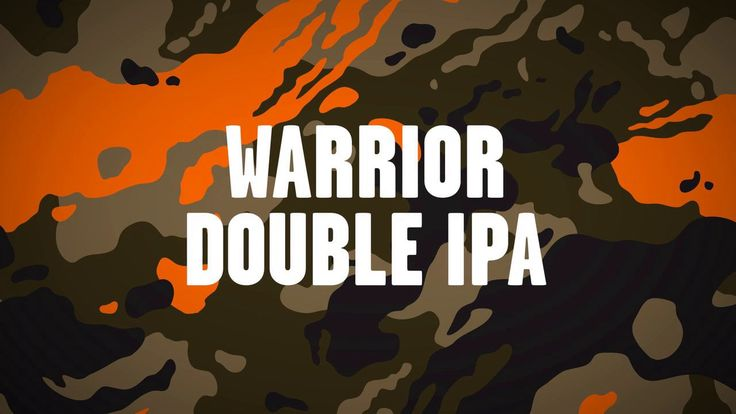 Warrior Double IPA