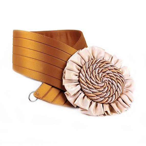 Satin tie backs, Curtain decor, Tie backs, Classic tie backs, Curtain tiebacks, Drapery ties, Curtain accessories, Drapery tie becks, Bronze