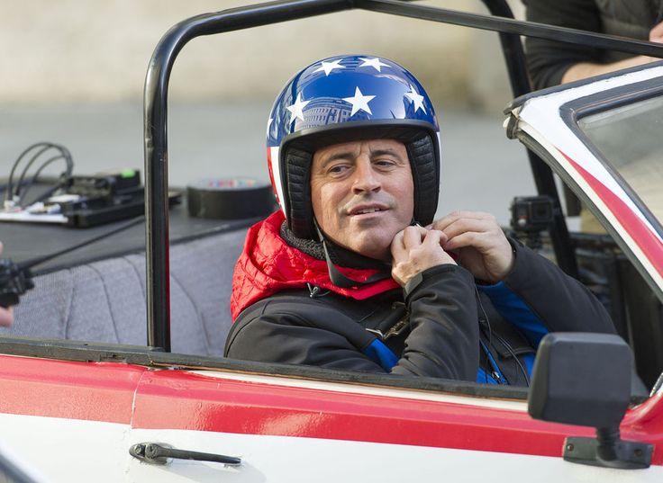 Мэтт Леблан останется ведущим Top Gear минимум на два года