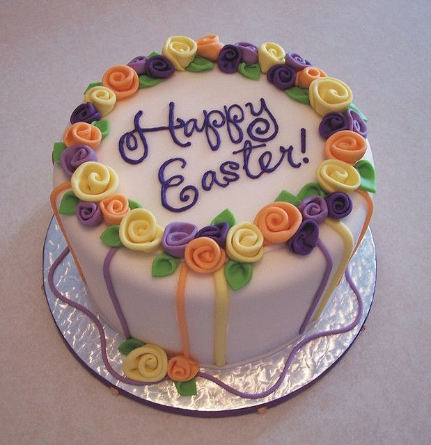 world wide easter cakes | Easter cake