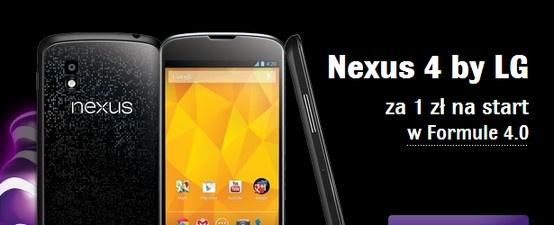 Jednym z największych zarzutów stawianych Nexusowi 4 jest jego cena poza Google Play.  http://www.spidersweb.pl/2013/03/nexus-4-play.html