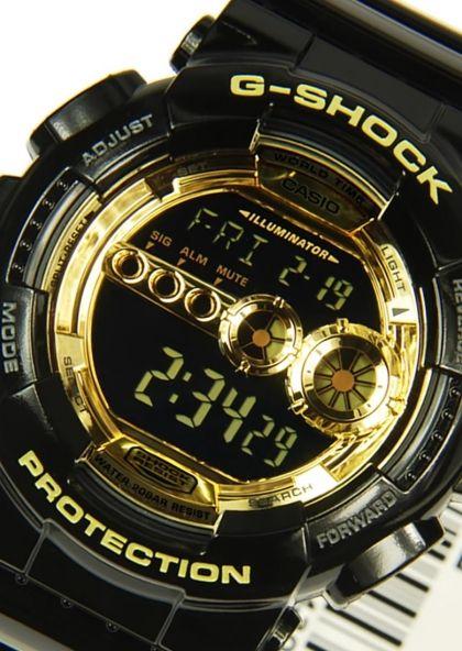 Đồng hồ Casio G-Shock nam GD-100GB-1DR