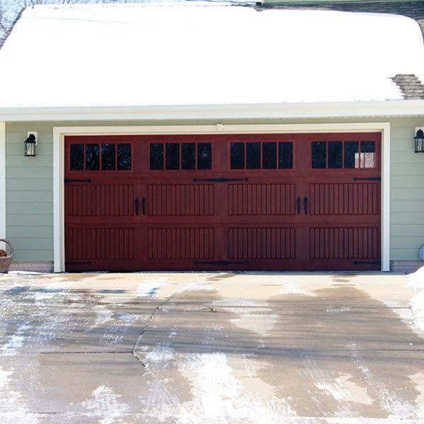 Does Your Garage Door Stand Up To The Cold Garage Doors Doors