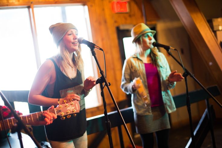 We have live music up at the Griz Bar on Saturdays 3-6pm and 9pm to 11:30pm. Then the same again on Sunday 3-6pm.  Photo: Hark Raving Sirens