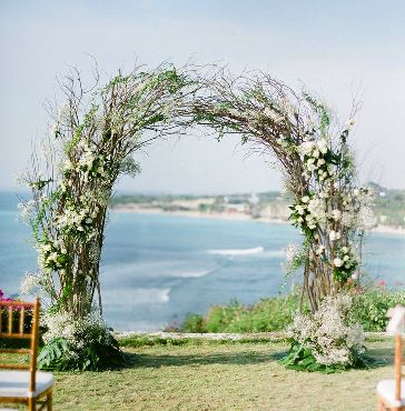 67 best ChuppahsAltarsBackdrops images on Pinterest Wedding