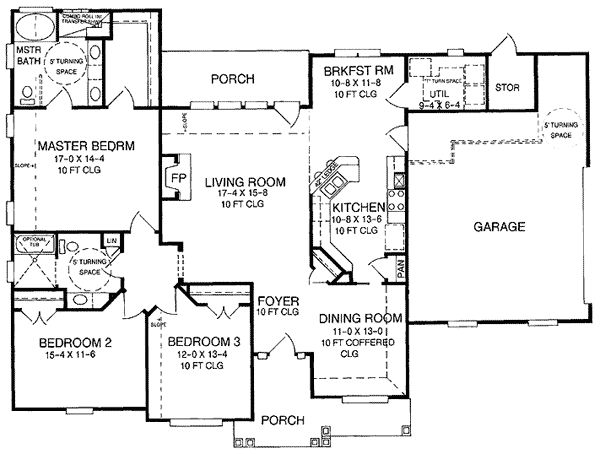1000 images about handicap on pinterest house plans bathroom layout and small houses Universal design bathroom floor plans