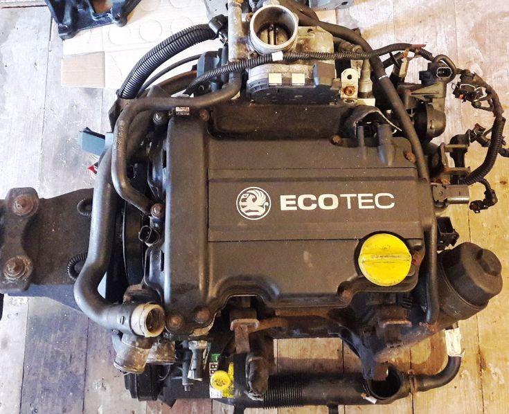 Opel Corsa C Agila 1 0 Z0XEP Twinport – CRANKSHAFT | engine
