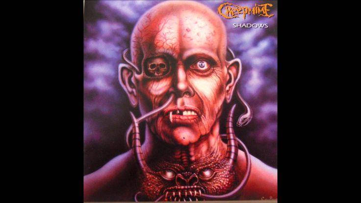 CREEPMIME - Shadows ◾ (album 1993, Dutch death metal)