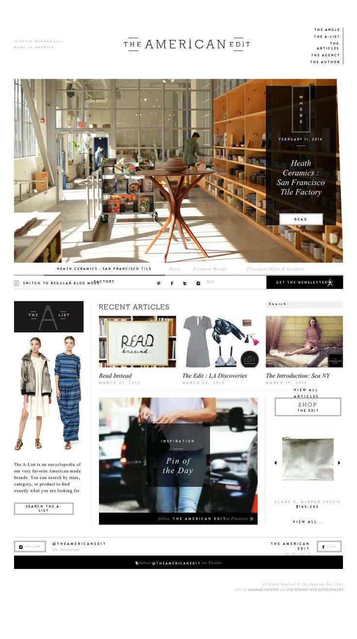 #webdesign #website #inspiration