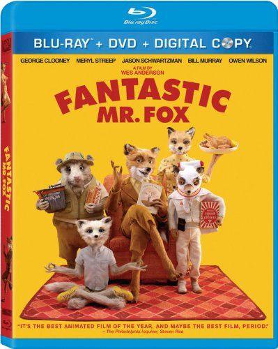 A truly wonderful movie for kids and adults.  This movie has no faults whatsoever.  Wes Anderson can make some really interesting and sometimes boring movies, but Fantastic Mr. Fox is his best by far.  In fact its one of the best kids movies of all time.