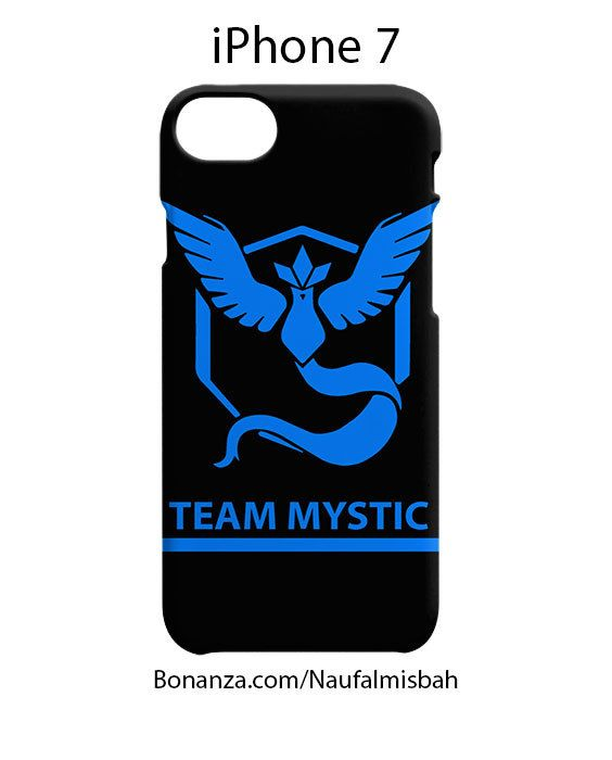 Team Mystic Pokemon GO iPhone 7 Case Cover