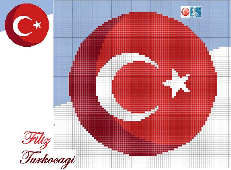 CUMHURİYET'imizin 93.Yılı Hepimize Kutlu Olsun...Designed by Filiz Türkocağı...