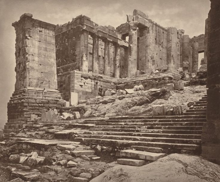 Photos by a Genius: How an American Philhellene Captured the Acropolis in the 19th Century | GreekReporter.com