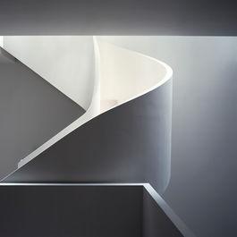 Park Avenue Townhouse - modern - staircase - new york - David Hotson Architect