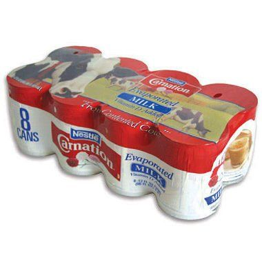 Carnation Evaporated Milk (12 oz. cans, 8 pk.) *** Read more info by clicking the link on the image.