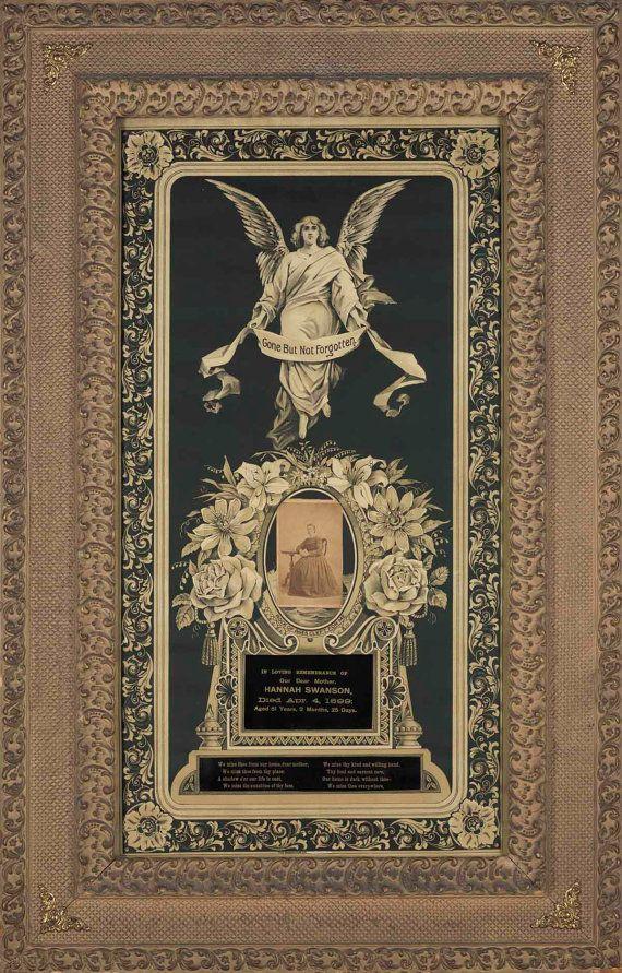 Victorian Memento Mori
