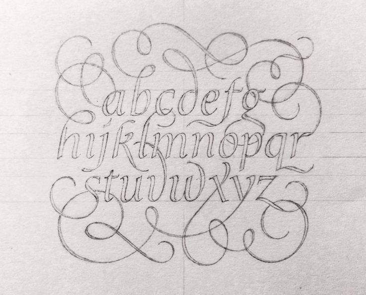 Fantastic flourishes type by j mawby typegang