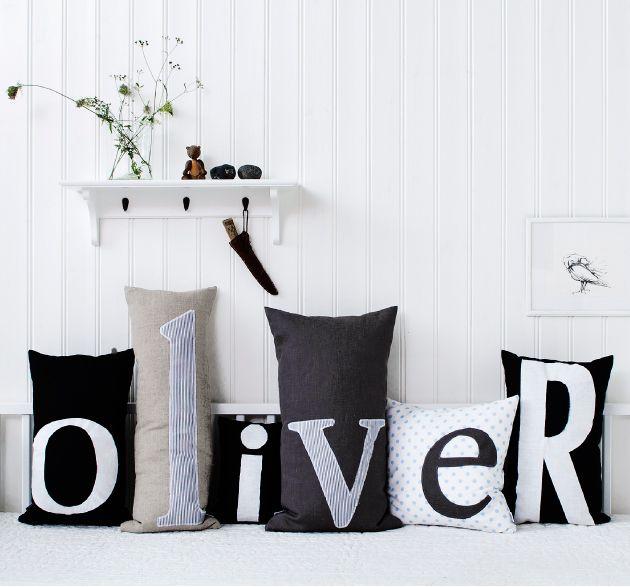 Pillow collection 1 for Oliver Furniture / Nordisk Rum by Pernille Grønkjær Taatø / www.blog.nordiskrum.dk