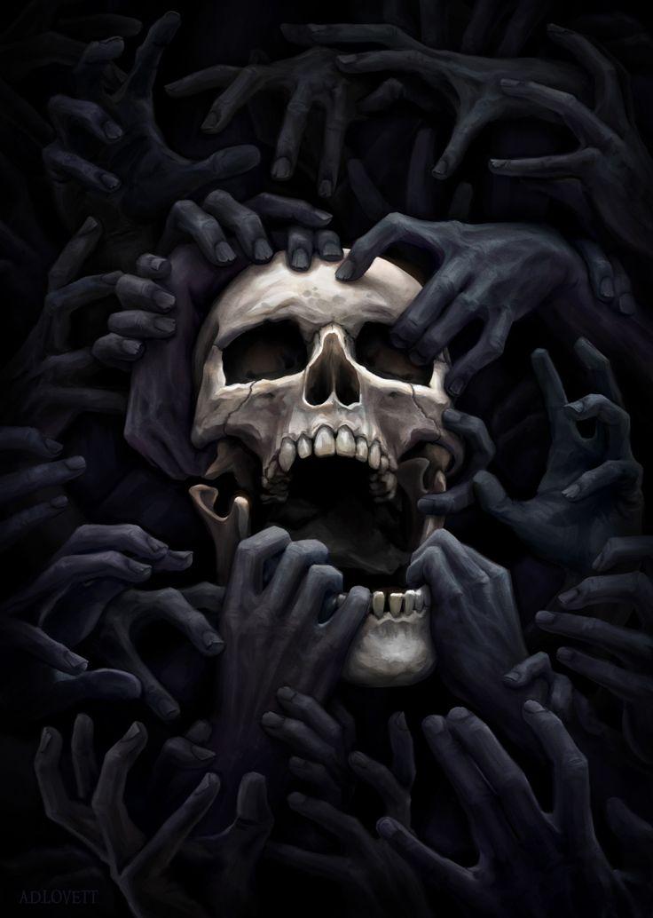 Unhinged lo llamaría el temor a la muerte vaaaa pero para algunos que no toenen la conciencia tranquila......