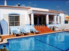 Ferienvermietung Algarve Villa mit Meerblick, Pool