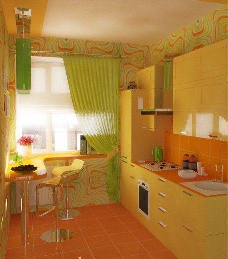 шторы на маленькую кухню - Пошук Google