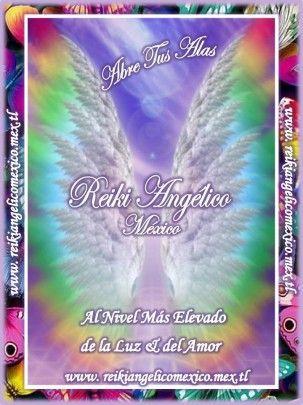 Reiki Angélico en Ciudad México y Puebla junio 2013 - http://hermandadblanca.org/2013/06/09/reiki-angelico-en-cd-mexico-y-puebla/