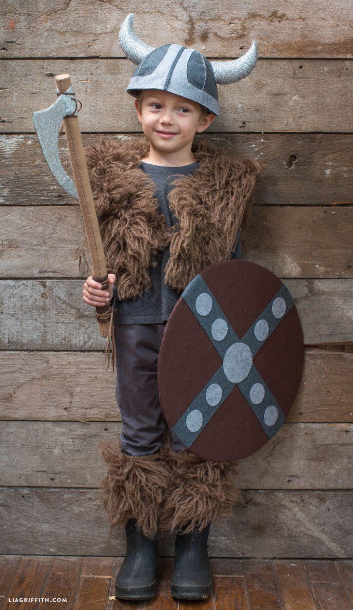 DIY Accessories for Viking Halloween Costume