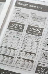 Fifth Grade Probability & Statistics Activities: Stock Market Math