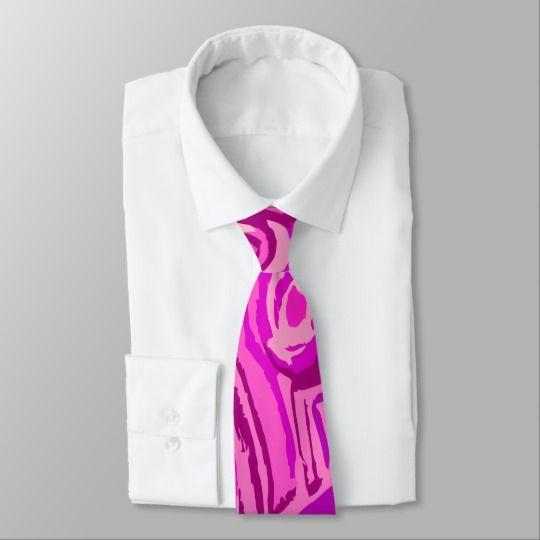 Corbata Rosa. Rose Ties.