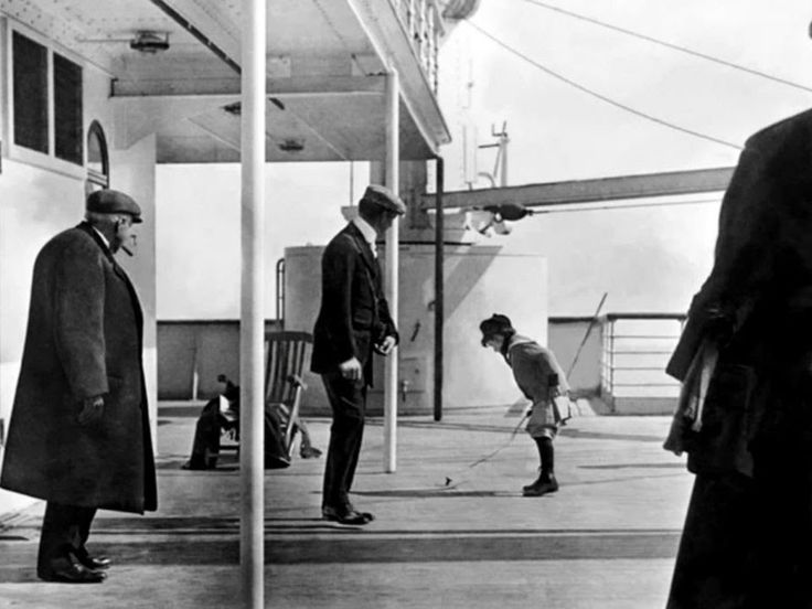 Las últimas fotos del Titanic - Taringa!