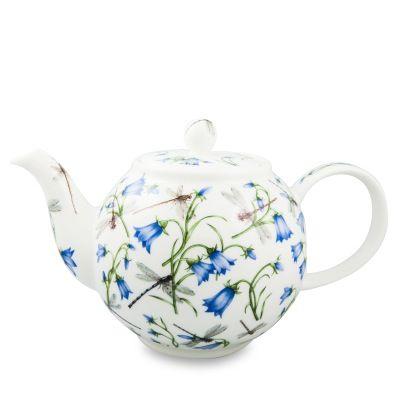 Beautiful 4 Cup Dunoon Bone China Teapot