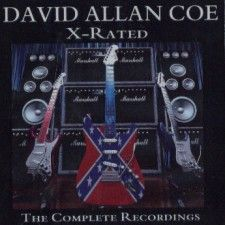 David Allan Coe X-Rated | David Allan Coe - X-Rated CD