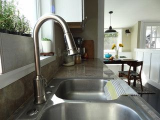 How to Replace Your Kitchen Faucet by Meg Padgett from Revamp Homegoods @Moen