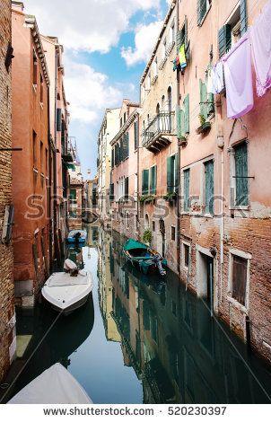 Venice calle