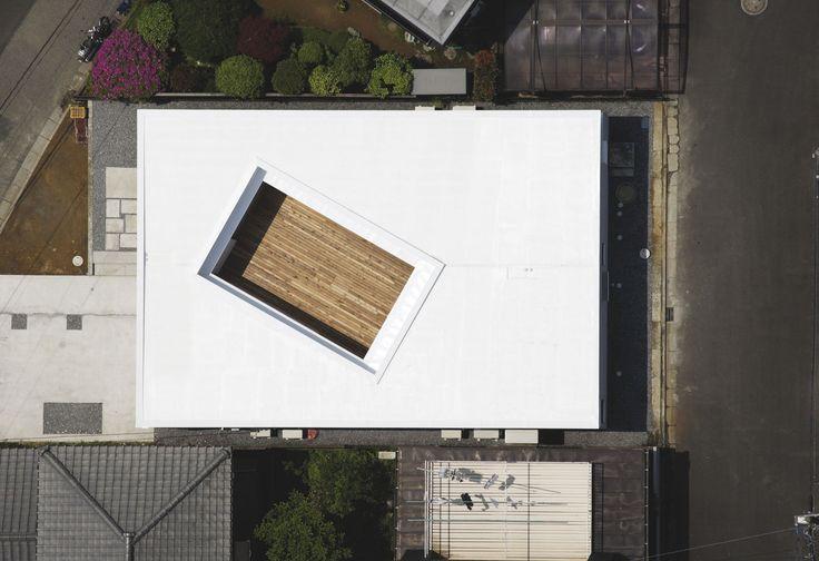 Takuro Yamamoto Architects · F-White · Divisare