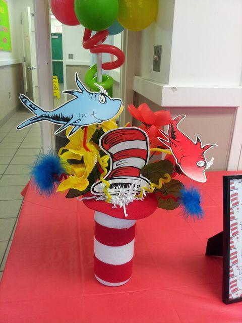 Dr Seuss Baby Shower Party Ideas