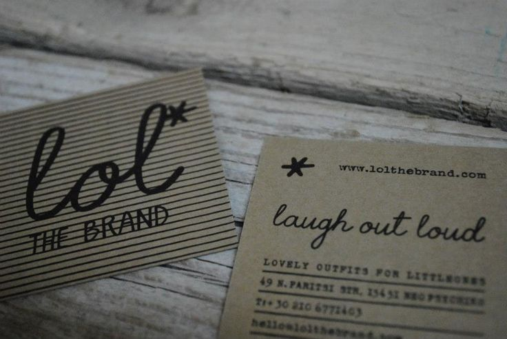 LOL the BRAND..Lovely outfits for littleones | Living Postcards - The new face of Greece