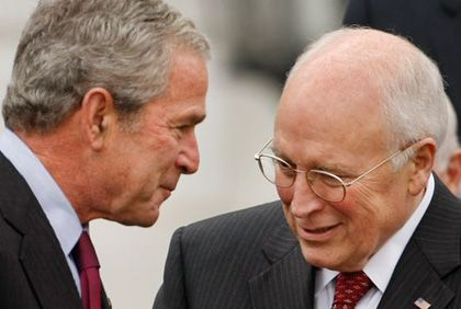 You Want a Real Email Scandal? Take a Look Back at the MORONS Bush-Cheney White House. | Mother Jones