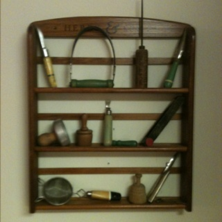 1000 Images About Antique Spice Rack On Pinterest