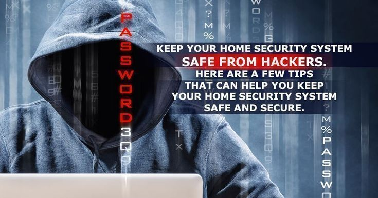 How to Protect your Home Security System from being Hacked #protect #your #home #security http://pittsburgh.nef2.com/how-to-protect-your-home-security-system-from-being-hacked-protect-your-home-security/  # Home Blog How to Protect your Home Security System from being Hacked How to Protect your Home Security System from being Hacked Home security systems are designed to minimize the risk of break-ins and protect families from crime. With home automation, wireless connectivity, and cellular…