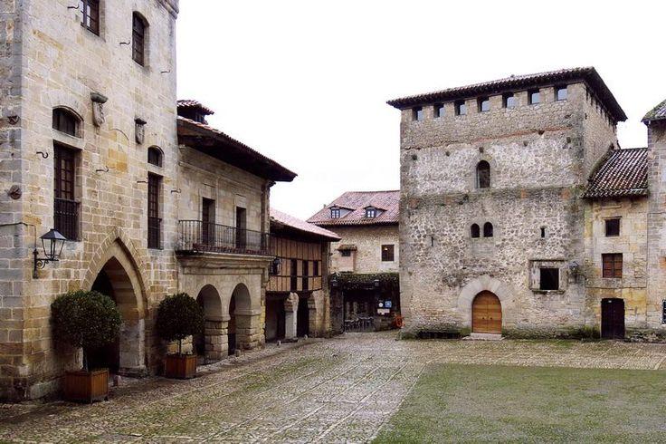 Torre del Merino Santillana del Mar, La Torrona de Santillana (Cantabria)